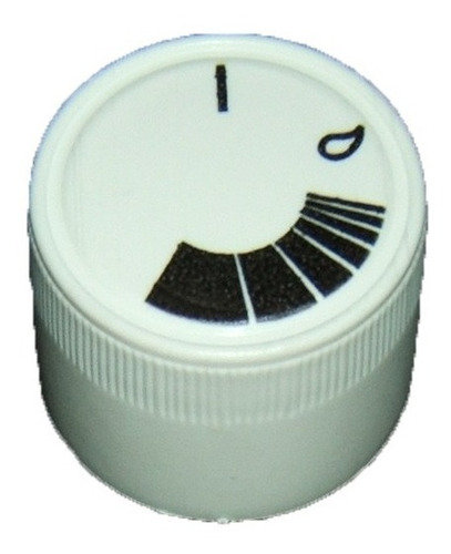 perilla calefon longvie cc1 blanca p/ corto - 07658/2