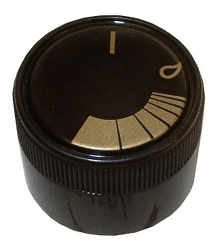 perilla calefon longvie cc4 marron p/ largo - 07659/3