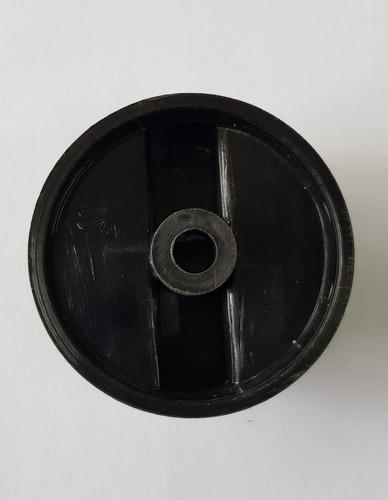 perilla cocina industrial baquelita vástago 8mm
