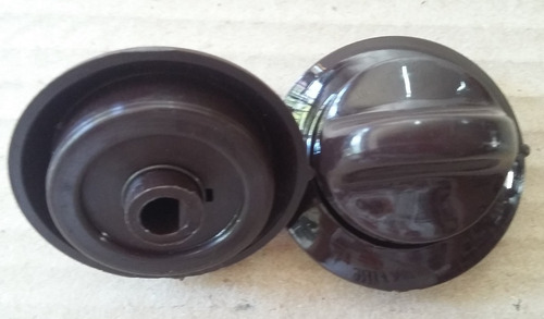 perilla cocina longvie 2005 bca y marron vastago 6mm y 8mm
