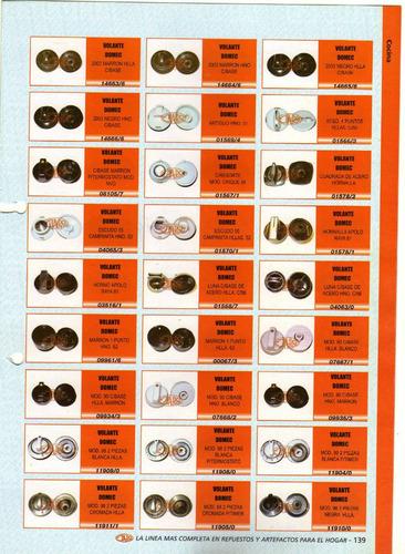 perilla volante alvear art.03996/2 t/transf.c/aro horno lp