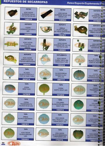 perilla volante flamex 1/2 caña hlla.c/100  art.01585/6