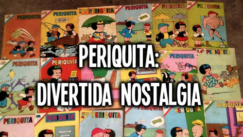 periquita  novaro coleccion comic digital