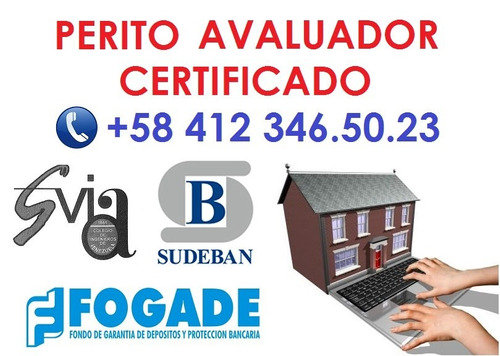 perito avaluador certificado - avalúos inmobiliarios