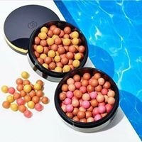 perlas bronceadoras oriflame+ brocha gratis