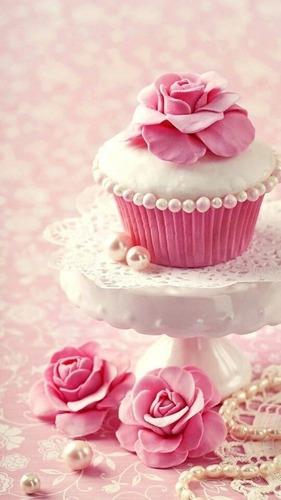 perlas comestibles rosa sprinkles wilton original