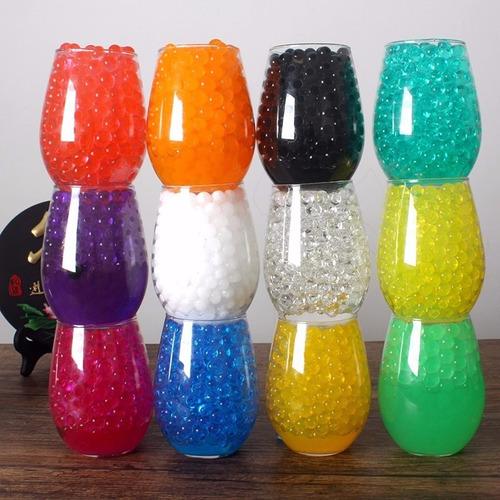 perlas de hidrogel (100 unidades en $1000)