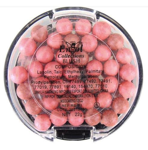 perlas maquillaje 3en1 rubor, polvo somb - g a $359