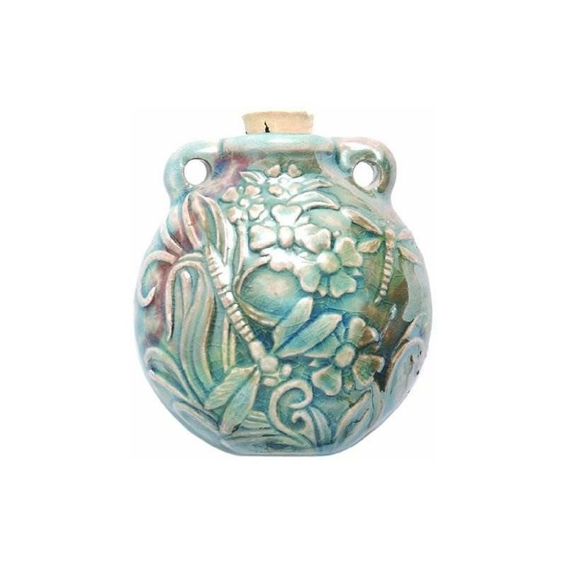 Ceramica Raku perlas naufragio peruano hecho a mano cerámica raku esmaltad