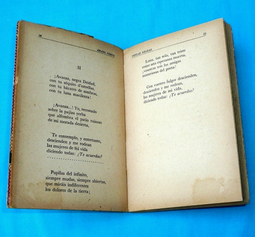 perlas negras místicas amado nervo austral 1950 poemas
