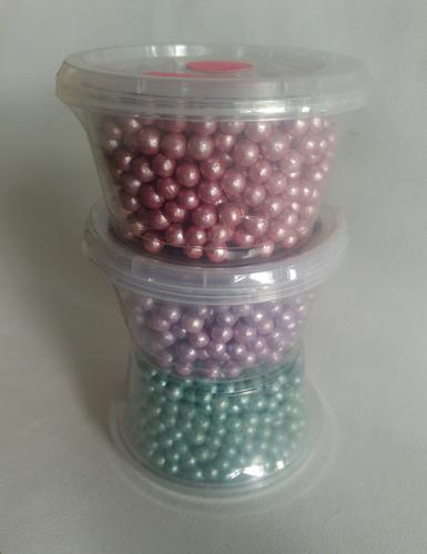 perlas para reposteria nacaradas *100 gms