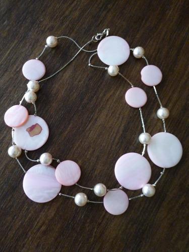 perlas perla collar