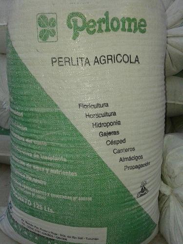 perlita agricola perlome envase 125 dm³ -