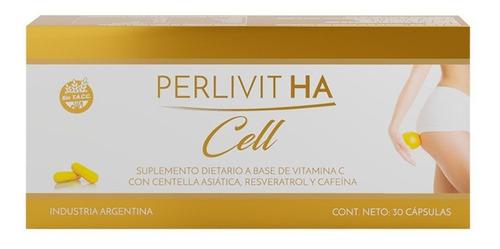perlivit ha cell tratamiento anti celulitis x 30 capsulas