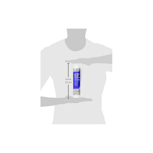 permatex 81725 sellador de silicona rtv ultra-azul con senso
