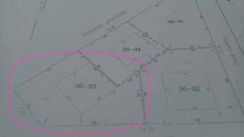 permuta por departamento en san bernardo - (cod-nn30)