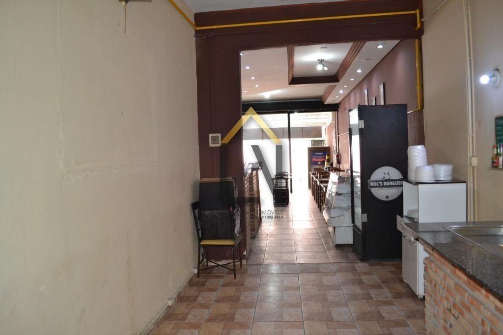permuta/venda ponto comercial a 10 m da praça santa terezinha! - 176