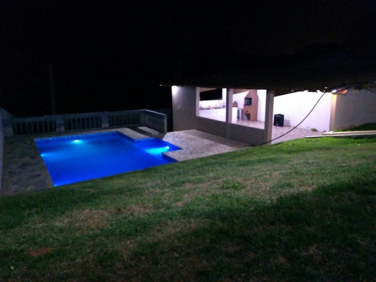 permuto casa c/ piscina em ibiúna x apto na praia gran 752