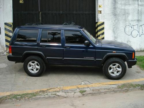 permuto financio jeep cherokee 1998 td tdi turbo diesel