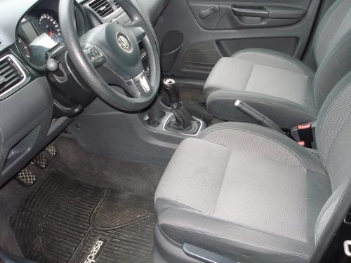 permuto financio volkswagen suran 2011 confortline impecable