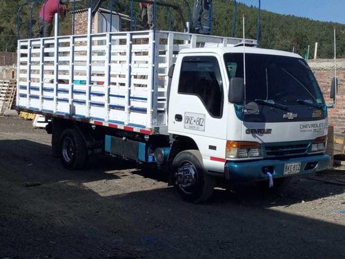 permuto  npr modelo 2007 y npr modelo 1998 por camion