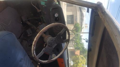 permuto x auto chico,dodge 400 volcador patente vieja leer!