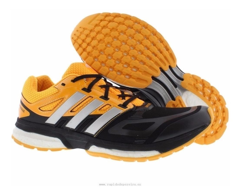Permuto X Samsung: Zapatillas adidas Response Boost Techfit
