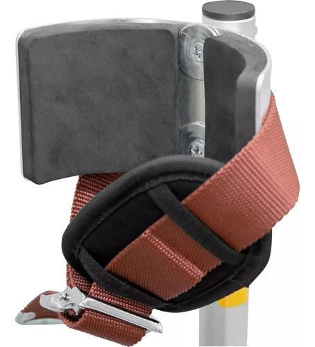 perna mecânica de aluminio 18 a 30 polegadas vonder