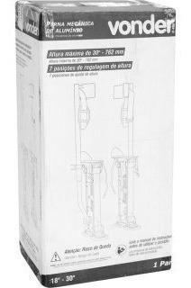 perna mecânica para pintura gesseiro poda drywall 76cm