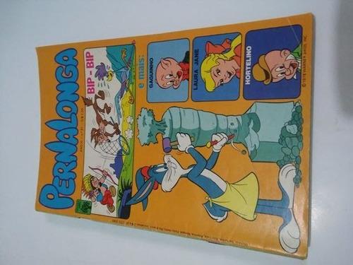 pernalonga - n.º 31 - ed. abril - anos 70 rarissimo