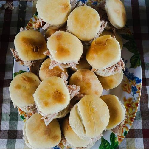 pernil de cerdo 12 a 35 personas salsas caseras figacitas