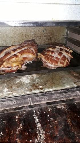 pernil de cerdo.