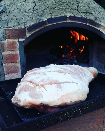 pernil de cerdo delivery al horno de barro-zona sur-banfield