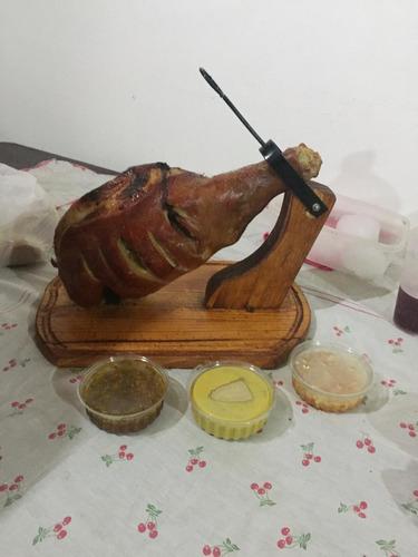 pernil de cerdo + envio gratis zona sur