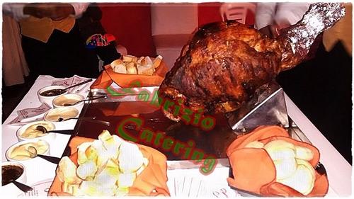 pernil de cerdo para 20/25 salsas figazas