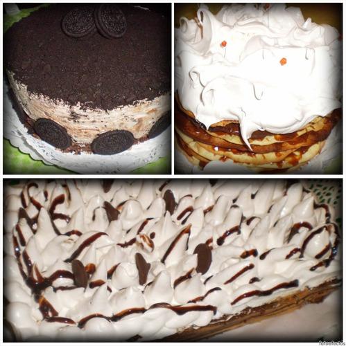 pernil /paleta/ mesas dulces-lunch-bondiola-tortas deco,más