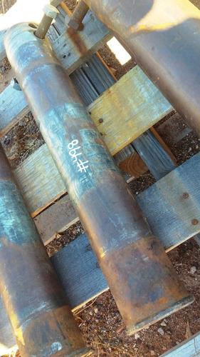 perno pasador de bujes 80 milimetros para bote de excavadora