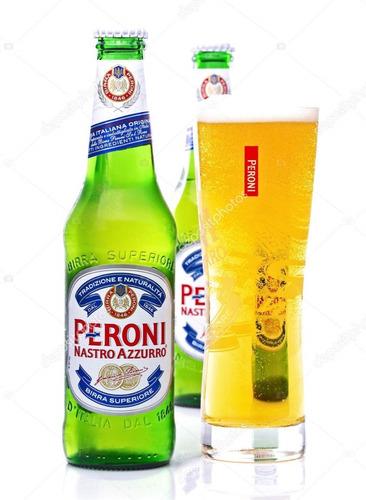 peroni + vaso
