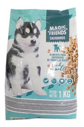perrarina cachorros 2 kilo leche y pollo importado..