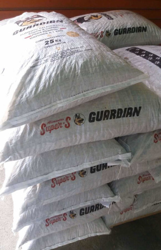 perrarina guardián 25 kg (despacho gratuito) mayor y detal