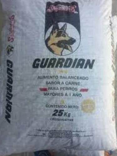 perrarina marca guardian saco de 25kg
