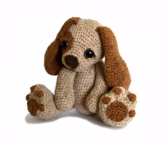 Amigurumi Lion Perritos : Perrito amigurumi tejido en mercado libre