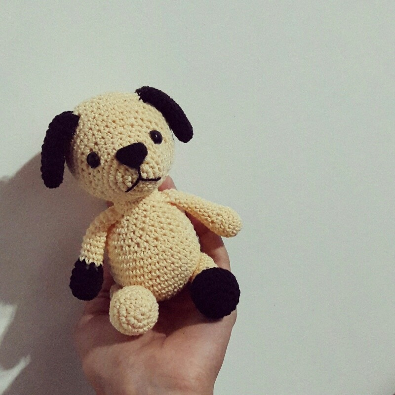 Moderno Patrones De Crochet Libre De Juguetes Molde - Coser Ideas ...