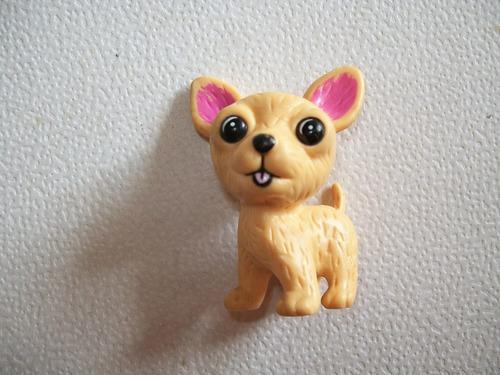 perrito chihuahueño de barbie littlest pet shop lps