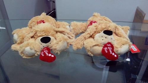 perrito de peluche 17 cm regalo novios, aniversarios detalle