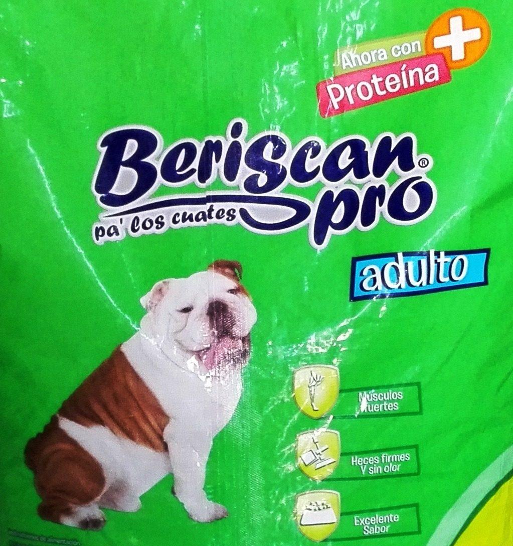Croquetas Para Perro Beriscan Pro Adulto Bulto De 25kg