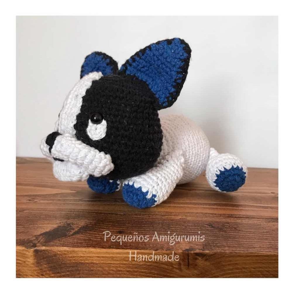 Crochet Amigurumi Bulldog Part 3 of 3 DIY Tutorial - YouTube | 1005x1005
