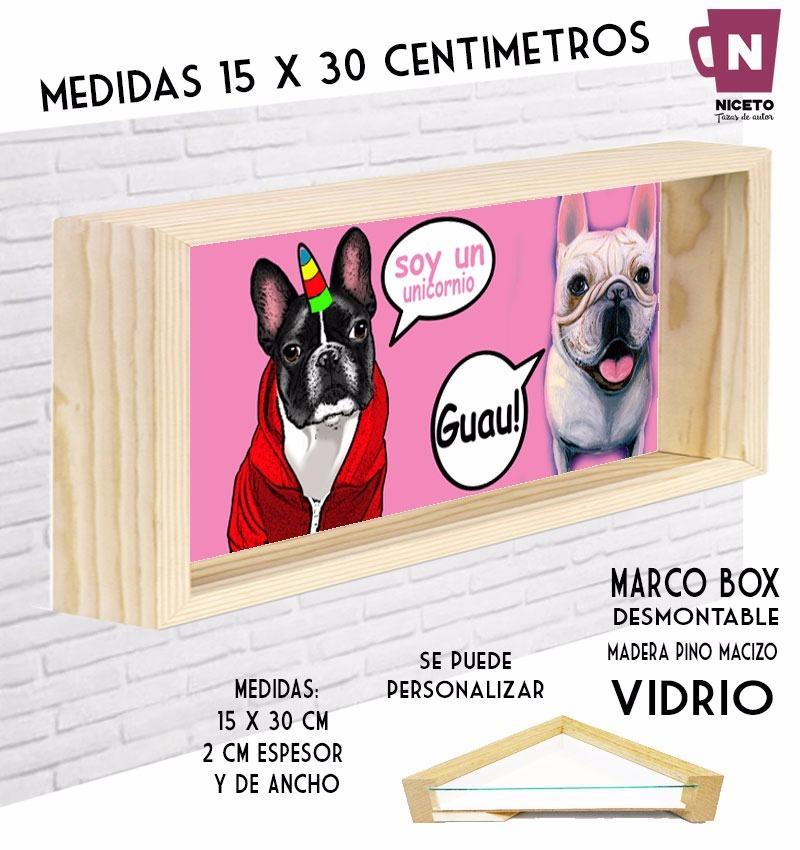 Perro Bulldog Frances Unicornio Taza Ceramica Solo En Niceto - $ 236 ...
