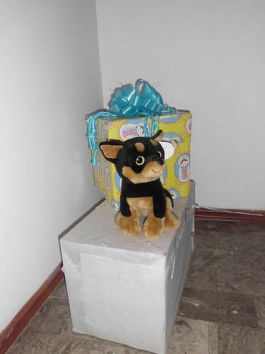 perro de peluche bellismo $690.00 hwo