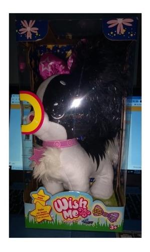 perro de peluche whis me
